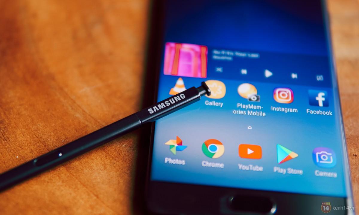 Trải nghiệm khả năng đa nhiệm, giải trí và bút S Pen thần thánh của Galaxy Note FE - Ảnh 7.