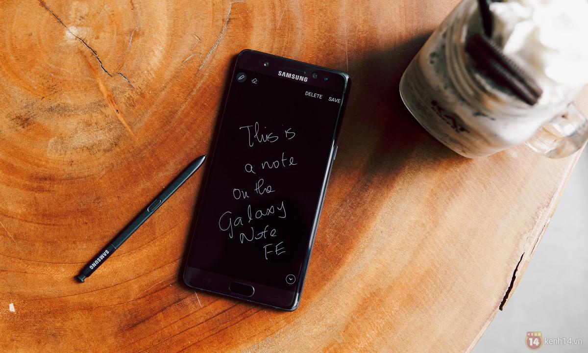 Trải nghiệm khả năng đa nhiệm, giải trí và bút S Pen thần thánh của Galaxy Note FE - Ảnh 9.