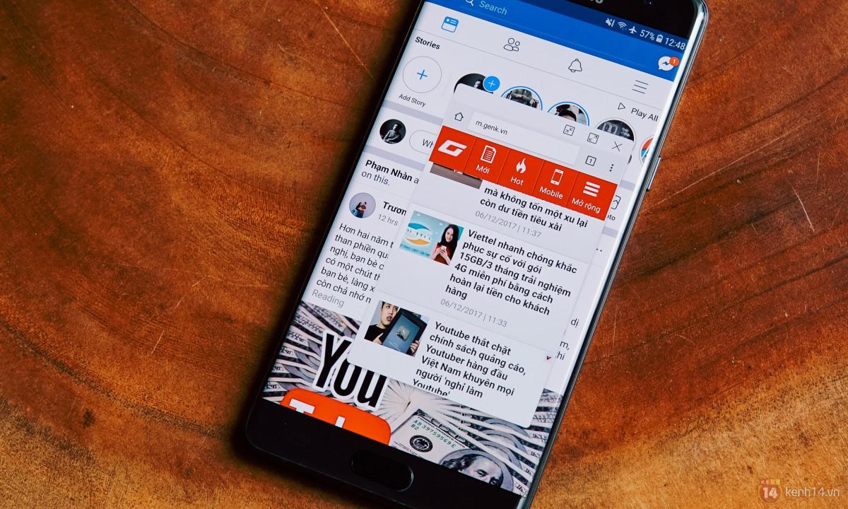 Trải nghiệm khả năng đa nhiệm, giải trí và bút S Pen thần thánh của Galaxy Note FE - Ảnh 4.