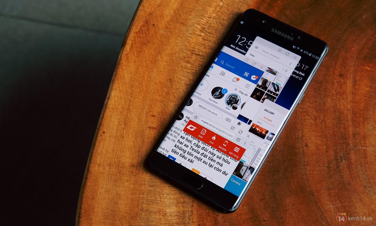Trải nghiệm khả năng đa nhiệm, giải trí và bút S Pen thần thánh của Galaxy Note FE - Ảnh 2.