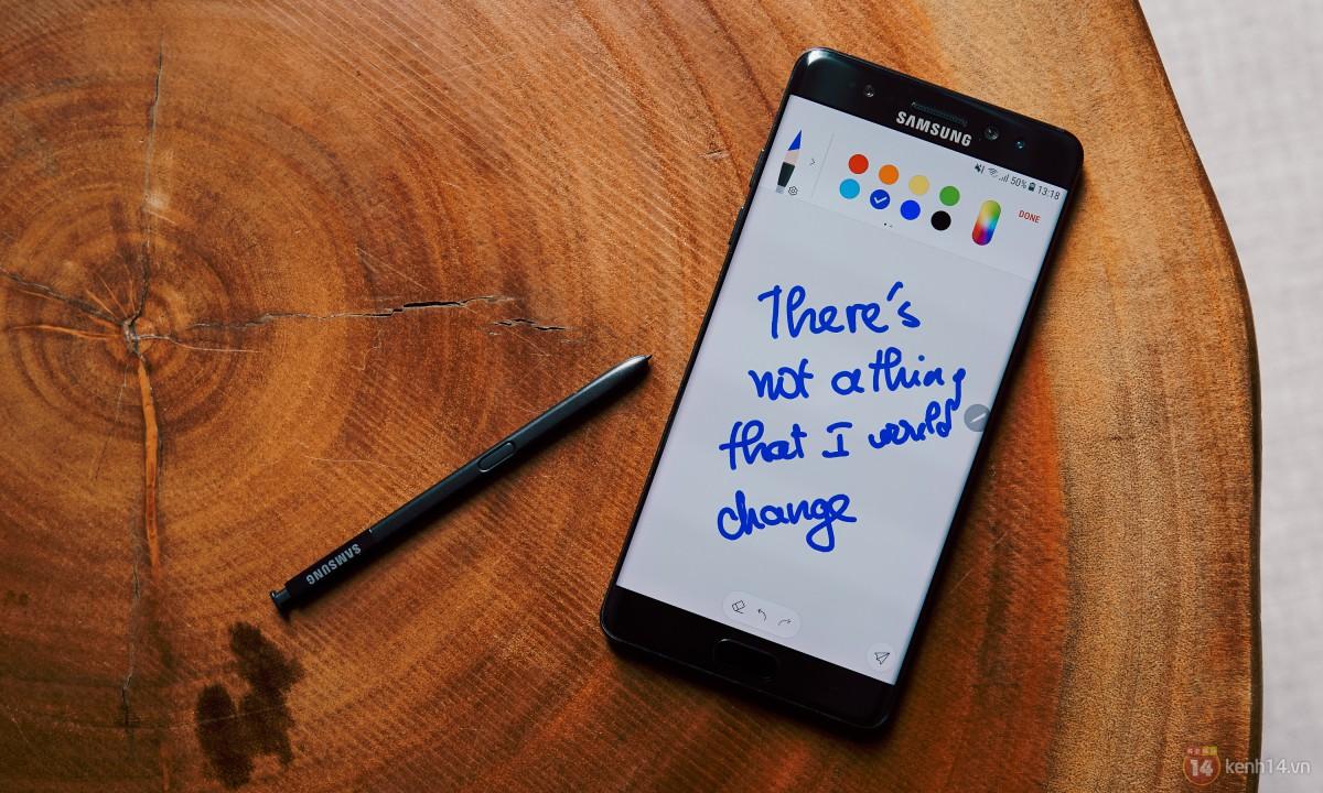 Trải nghiệm khả năng đa nhiệm, giải trí và bút S Pen thần thánh của Galaxy Note FE - Ảnh 8.