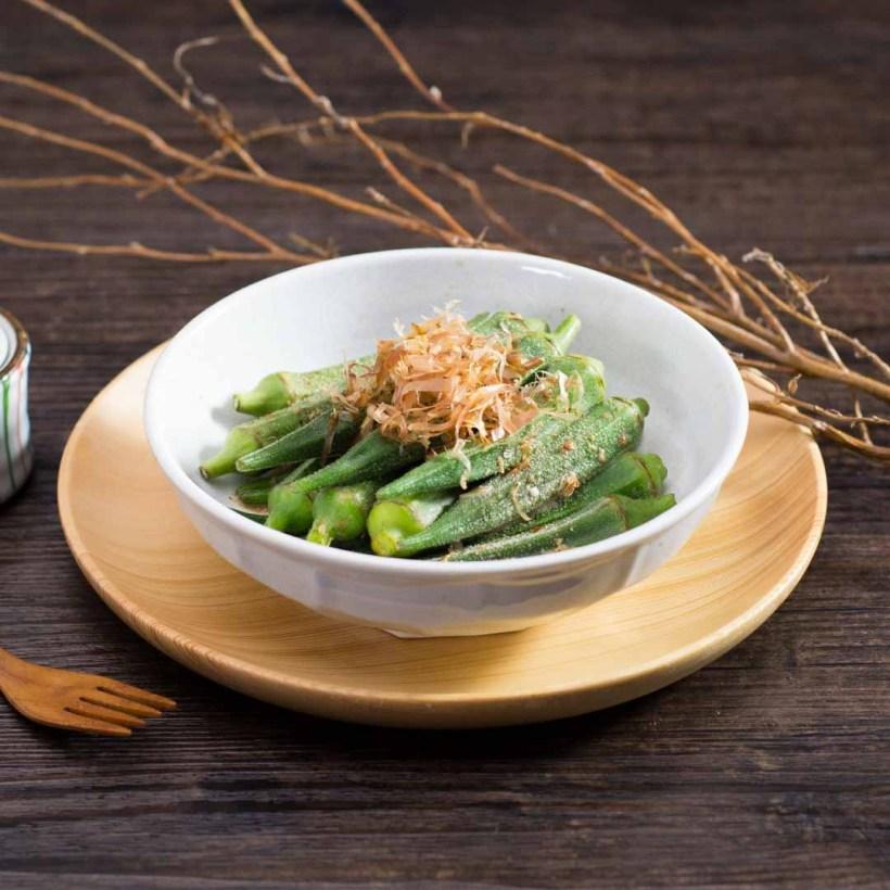 Học người Nhật làm món salad đậu bắp vừa tốt cho sức khoẻ, vừa đẹp dáng đẹp da - Ảnh 5.