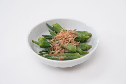 Học người Nhật làm món salad đậu bắp vừa tốt cho sức khoẻ, vừa đẹp dáng đẹp da - Ảnh 4.