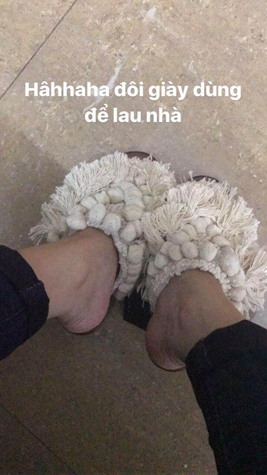 Tưởng mua được đôi Zara chất chơi, nào ngờ Fashionista lừng lẫy nhận được giày... lau nhà - Ảnh 3.