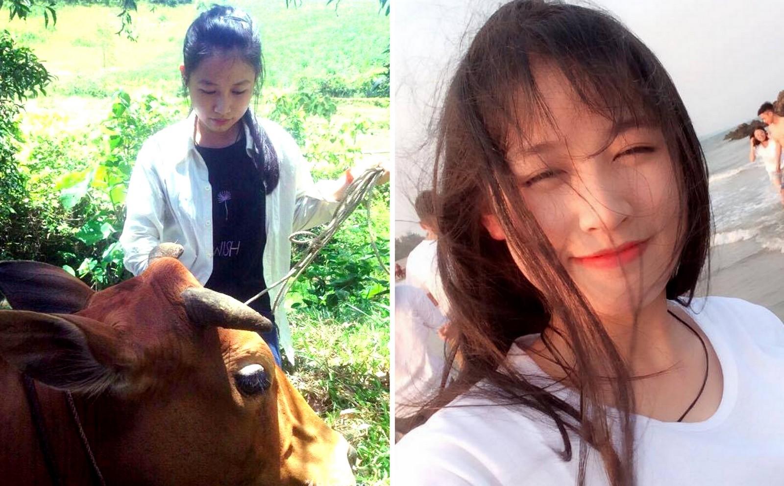 Chuyện cổ tích về nữ sinh nghèo chăn bò xứ Nghệ đạt 30 điểm khối C - Ảnh 1.