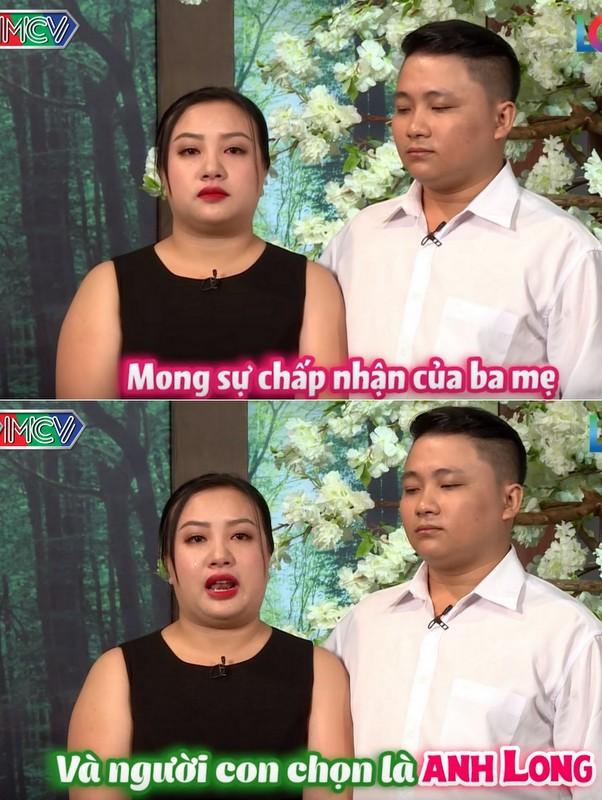 Cãi lời mẹ bấm nút trong Bạn muốn hẹn hò, cô gái rơi nước mắt trên truyền hình sau 1 năm yêu đương bí mật - Ảnh 9.