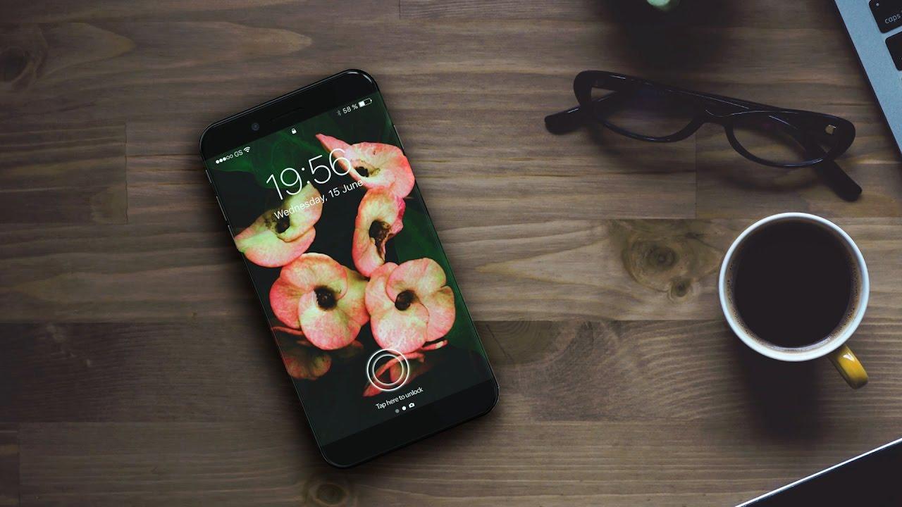Cận cảnh iPhone 8 đẹp mĩ miều, chuẩn từng milimet - Ảnh 1.