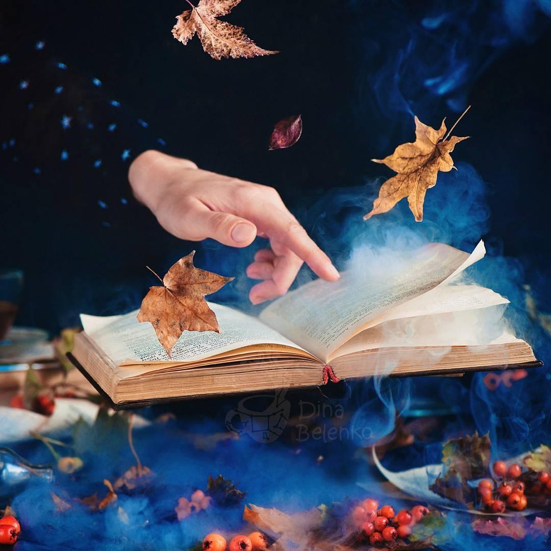 Bộ ảnh tĩnh vật mùa thu tuyệt đẹp dưới ống kính của nữ nhiếp ảnh gia người Nga - Ảnh 9.