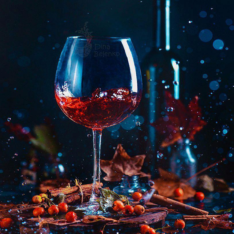 Bộ ảnh tĩnh vật mùa thu tuyệt đẹp dưới ống kính của nữ nhiếp ảnh gia người Nga - Ảnh 15.