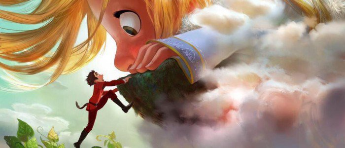 Disney tiếc nuối công bố dừng sản xuất phim hoạt hình Jack và Cây Đậu Thần - Ảnh 1.
