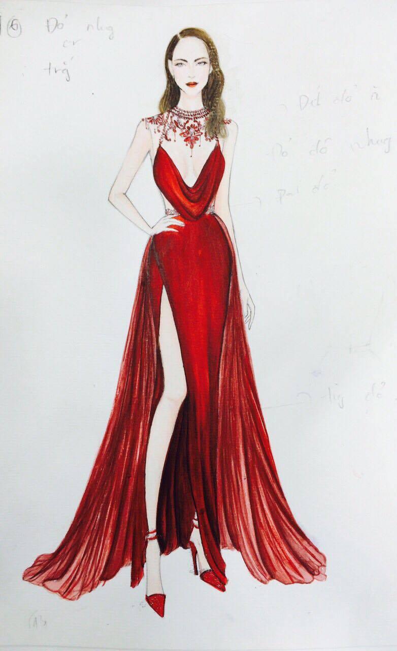 Đỗ Long - NTK ruột của Ngọc Trinh lần đầu lên sàn Vietnam International Fashion Week - Ảnh 2.