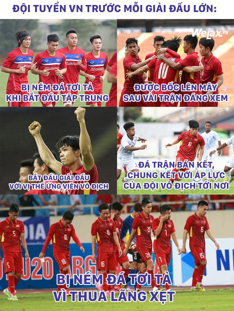 U22 Việt Nam chia tay SEA Games và những đám đông tỉnh táo - Ảnh 2.