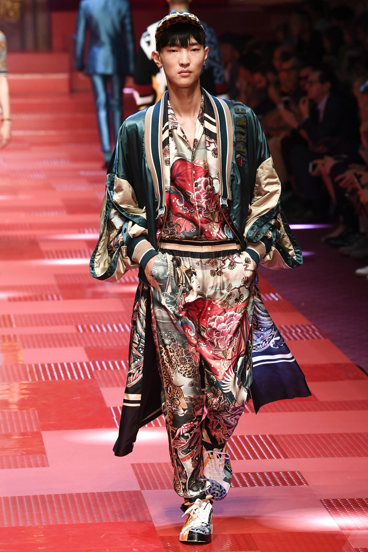 Sàn diễn Dolce&Gabbana thành Đại hội mỹ nam, nổi nhất là Mario Maurer và Vương Tuấn Khải! - Ảnh 7.