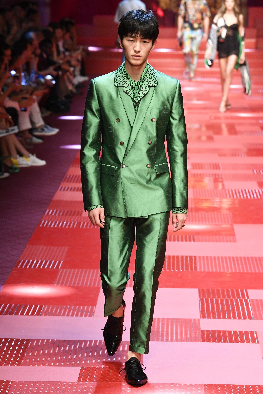 Sàn diễn Dolce&Gabbana thành Đại hội mỹ nam, nổi nhất là Mario Maurer và Vương Tuấn Khải! - Ảnh 11.