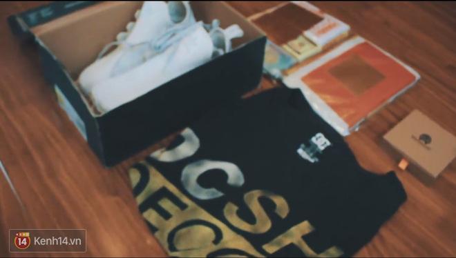 Cô bạn 10x mang sneakers, áo, vòng được bạn trai cũ tặng đi hỏa khiến cộng đồng HNBMG xôn xao - Ảnh 2.
