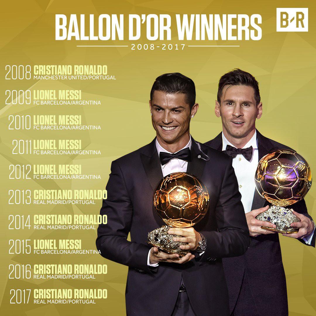 Ảnh chế: Ronaldo một tay bế Quả bóng vàng, một tay ẵm... Messi - Ảnh 10.