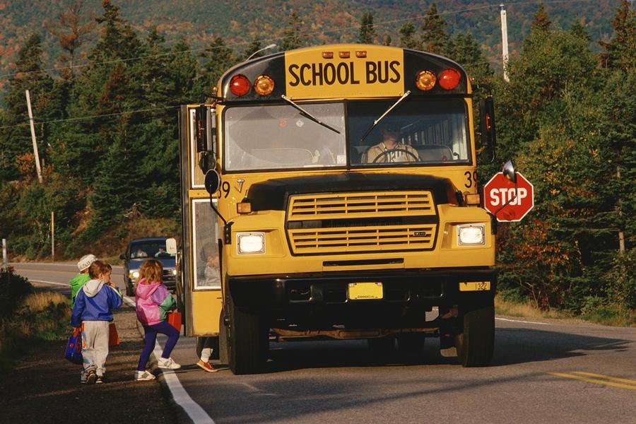 Văn hóa nhường đường cho xe buýt học sinh ở Mỹ khiến nhiều người trên thế giới thán phục - Ảnh 3.