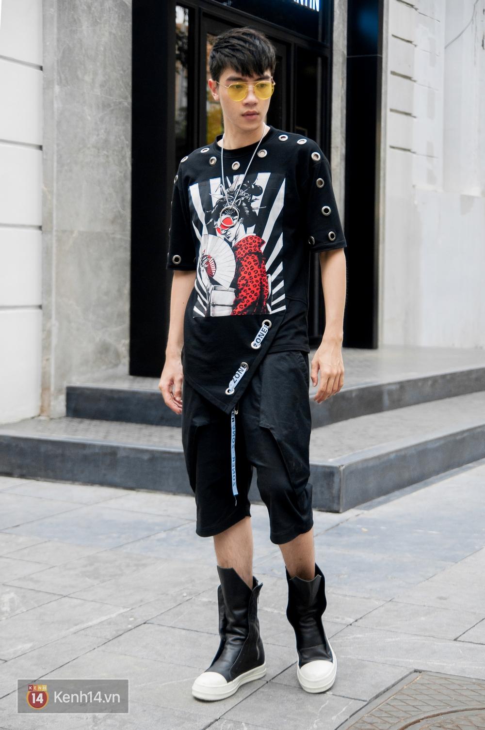 Trời dần vào thu, street style của giới trẻ Việt cũng đa dạng và chất hơn hẳn - Ảnh 14.