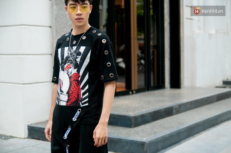 Trời dần vào thu, street style của giới trẻ Việt cũng đa dạng và chất hơn hẳn - Ảnh 15.