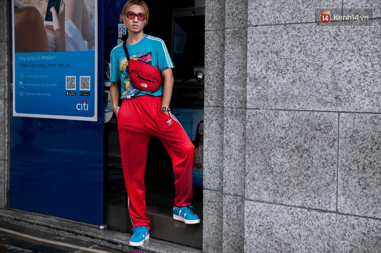 Trời dần vào thu, street style của giới trẻ Việt cũng đa dạng và chất hơn hẳn - Ảnh 12.