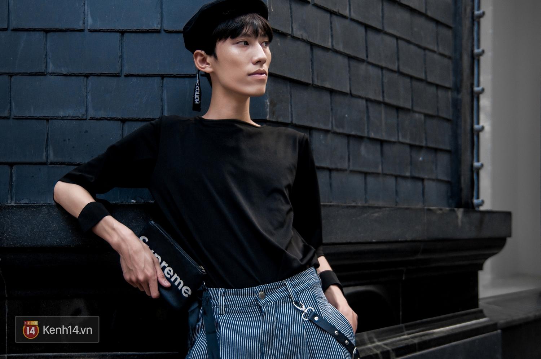 Trời dần vào thu, street style của giới trẻ Việt cũng đa dạng và chất hơn hẳn - Ảnh 11.