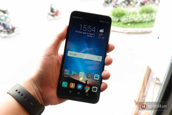 Đánh giá smartphone có 4 camera Huawei Nova 2i: Thiết kế ấn tượng, chất lượng camera tốt, mức giá dễ chịu - Ảnh 4.