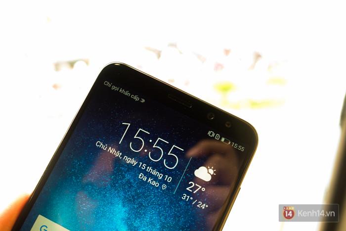Đánh giá smartphone có 4 camera Huawei Nova 2i: Thiết kế ấn tượng, chất lượng camera tốt, mức giá dễ chịu - Ảnh 7.