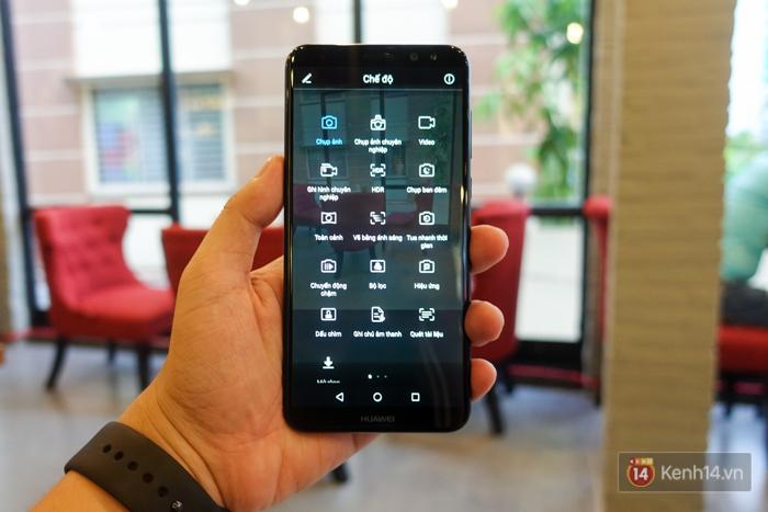 Đánh giá smartphone có 4 camera Huawei Nova 2i: Thiết kế ấn tượng, chất lượng camera tốt, mức giá dễ chịu - Ảnh 10.