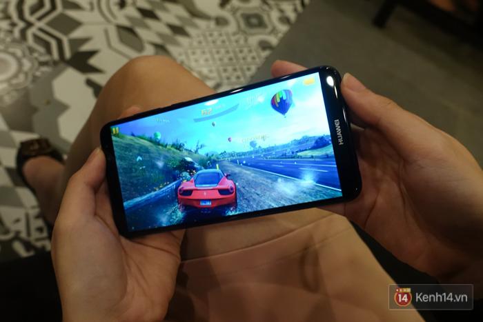 Đánh giá smartphone có 4 camera Huawei Nova 2i: Thiết kế ấn tượng, chất lượng camera tốt, mức giá dễ chịu - Ảnh 6.