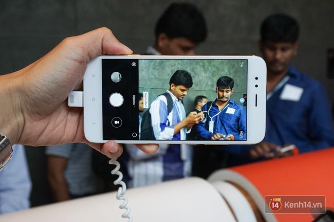 Trên tay smartphone tầm trung Mi A1 vừa ra mắt của Xiaomi: thiết kế đẹp, có camera kép và giá 5,3 triệu đồng - Ảnh 12.