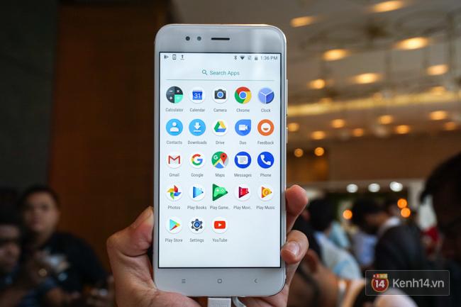 Trên tay smartphone tầm trung Mi A1 vừa ra mắt của Xiaomi: thiết kế đẹp, có camera kép và giá 5,3 triệu đồng - Ảnh 10.