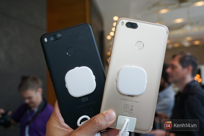 Trên tay smartphone tầm trung Mi A1 vừa ra mắt của Xiaomi: thiết kế đẹp, có camera kép và giá 5,3 triệu đồng - Ảnh 4.