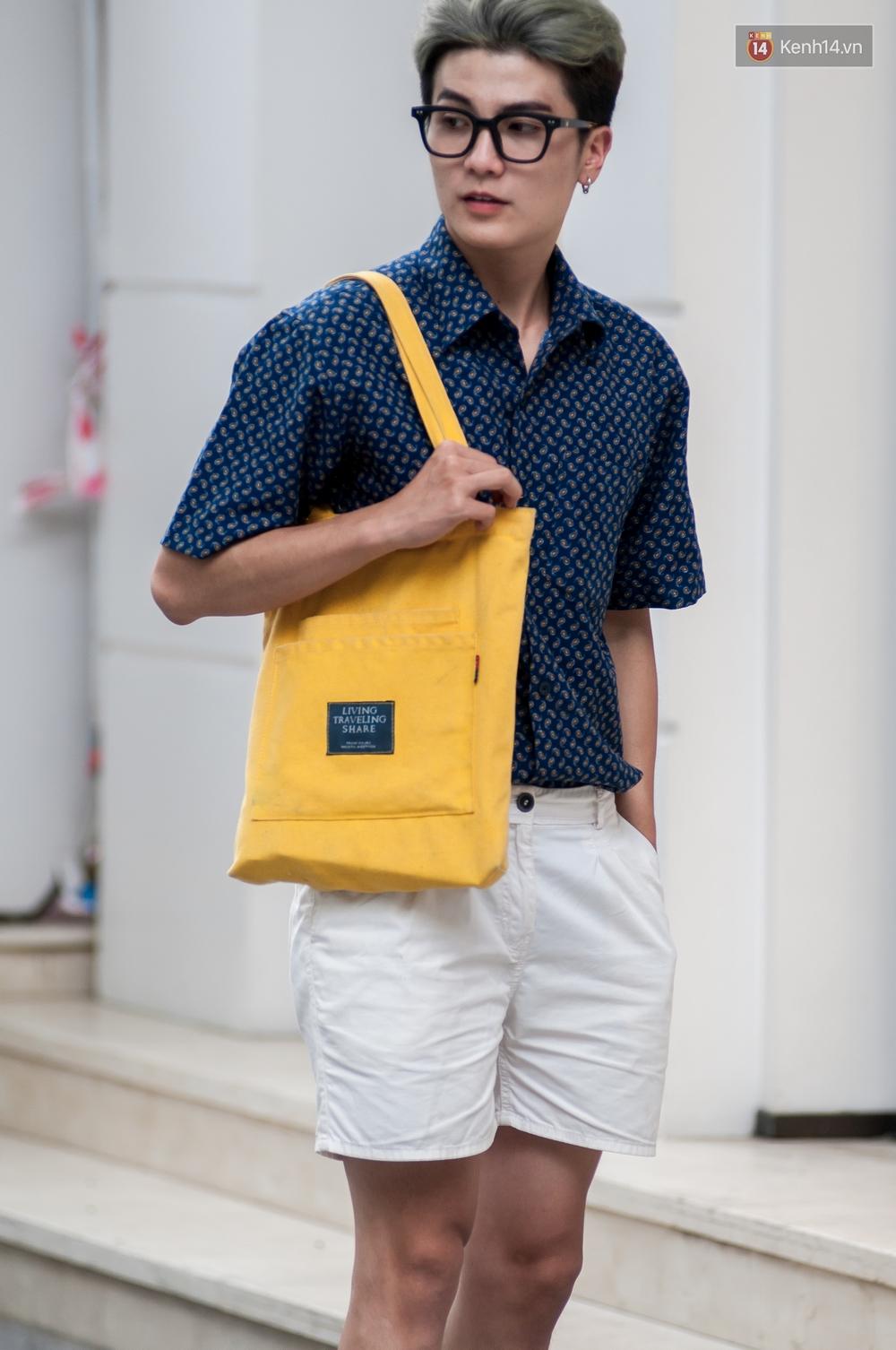 Street style 2 miền: túi fanny pack khiến giới trẻ mê mệt, phong cách sporty chiếm lĩnh cuộc chơi - Ảnh 18.