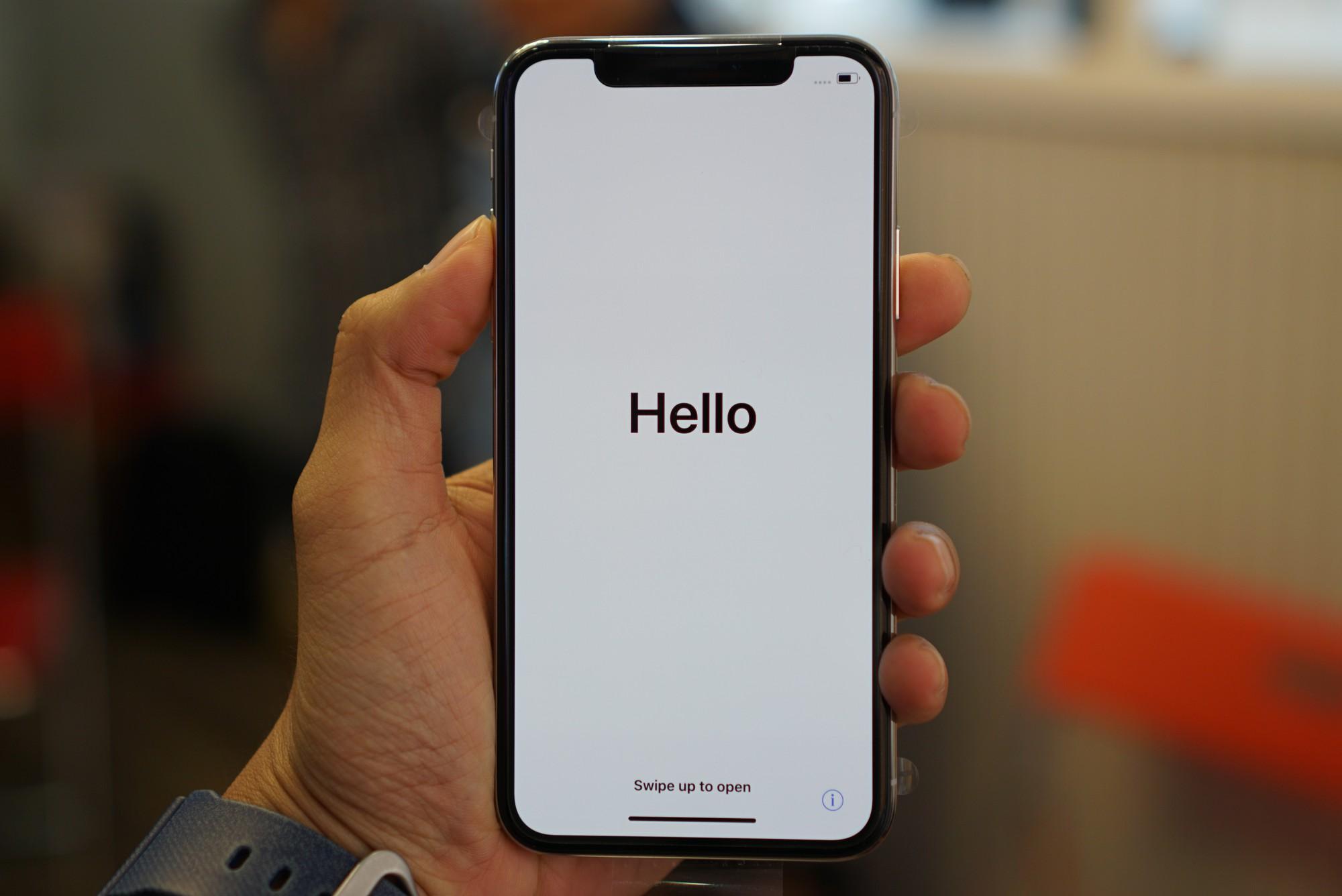 iPhone X giá 68 triệu đây rồi: Màn hình đẹp sắc sảo, thiết kế toàn diện, thao tác hoàn toàn mới - Ảnh 5.
