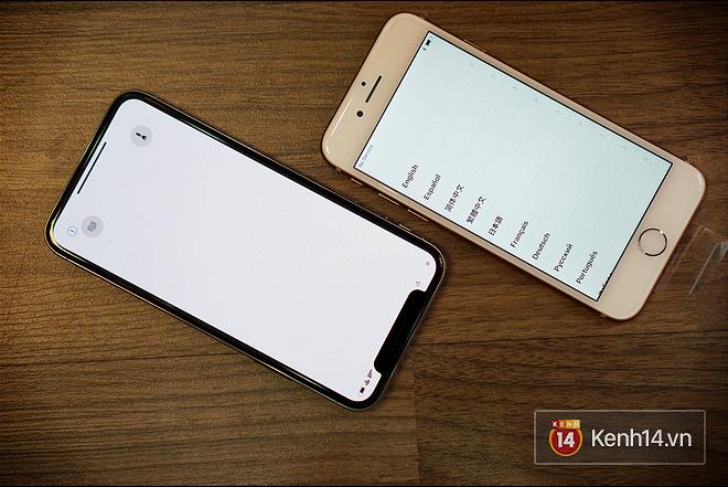 iPhone X giá 68 triệu đây rồi: Màn hình đẹp sắc sảo, thiết kế toàn diện, thao tác hoàn toàn mới - Ảnh 14.