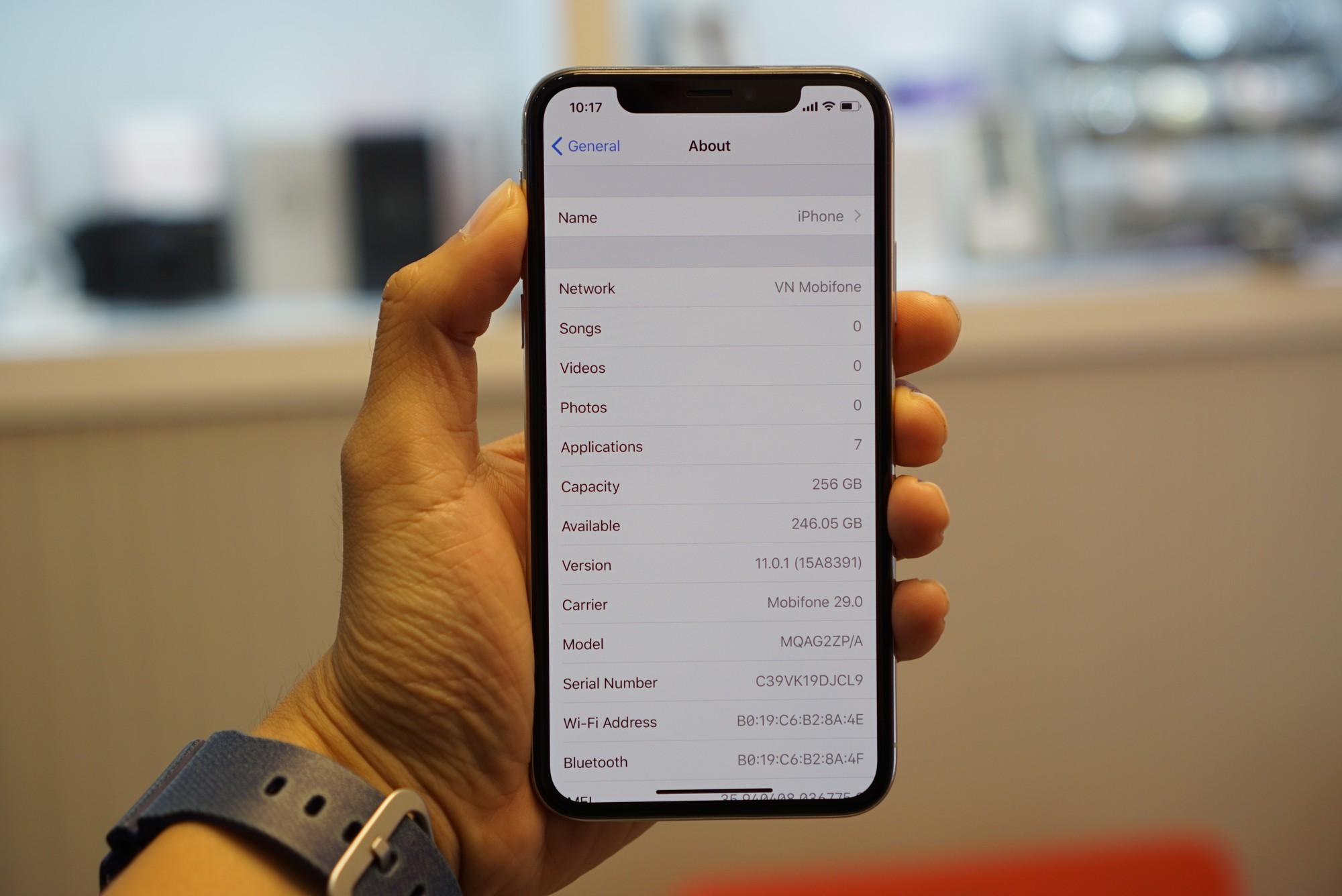 iPhone X giá 68 triệu đây rồi: Màn hình đẹp sắc sảo, thiết kế toàn diện, thao tác hoàn toàn mới - Ảnh 10.