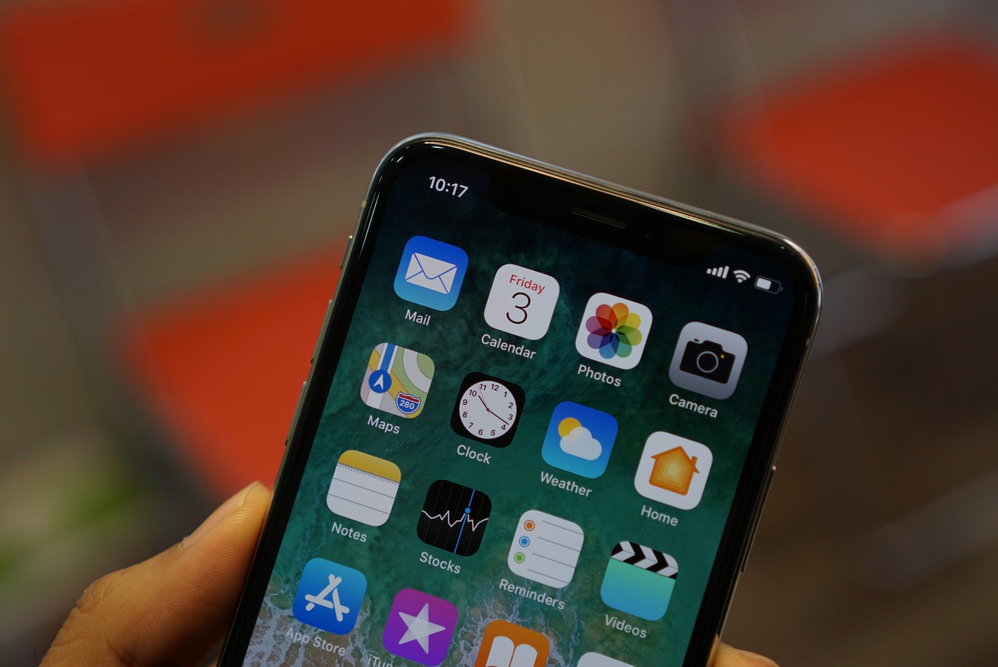iPhone X giá 68 triệu đây rồi: Màn hình đẹp sắc sảo, thiết kế toàn diện, thao tác hoàn toàn mới - Ảnh 17.