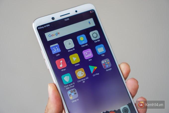 Trên tay F5: chiếc điện thoại viền siêu mỏng đầu tiên của Oppo, trang bị camera selfie AI 20 MP, có cả tính năng mở khóa bằng khuôn mặt - Ảnh 4.