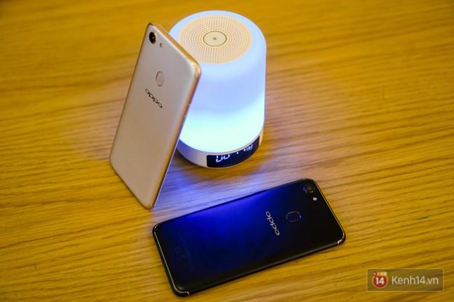 Trên tay F5: chiếc điện thoại viền siêu mỏng đầu tiên của Oppo, trang bị camera selfie AI 20 MP, có cả tính năng mở khóa bằng khuôn mặt - Ảnh 18.