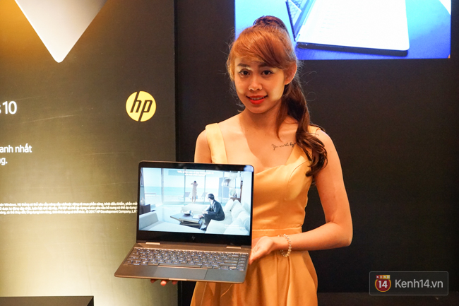 HP ra mắt laptop EliteBook x360 và Spectre x360: màn hình cảm ứng, xoay lật 360 độ ấn tượng - Ảnh 1.