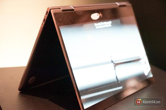 HP ra mắt laptop EliteBook x360 và Spectre x360: màn hình cảm ứng, xoay lật 360 độ ấn tượng - Ảnh 5.