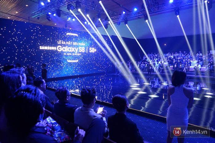 Toàn cảnh sự kiện Samsung Galaxy S8 chính thức ra mắt tại Việt Nam - Ảnh 1.