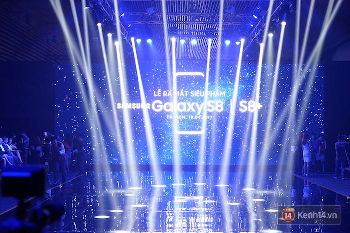 Toàn cảnh sự kiện Samsung Galaxy S8 chính thức ra mắt tại Việt Nam - Ảnh 2.