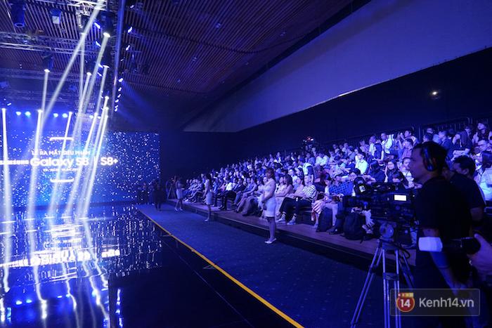 Toàn cảnh sự kiện Samsung Galaxy S8 chính thức ra mắt tại Việt Nam - Ảnh 3.