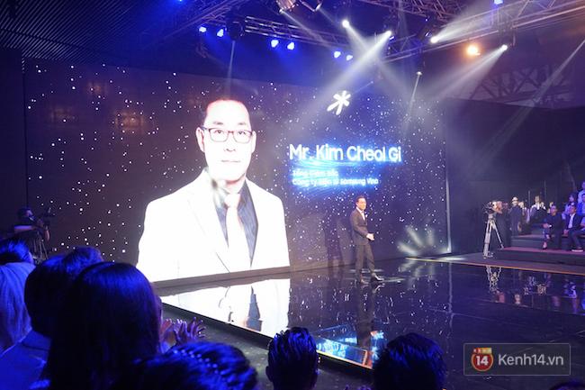 Toàn cảnh sự kiện Samsung Galaxy S8 chính thức ra mắt tại Việt Nam - Ảnh 5.