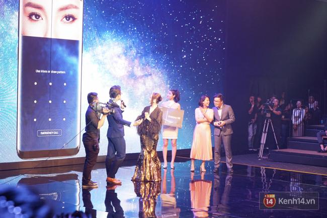 Toàn cảnh sự kiện Samsung Galaxy S8 chính thức ra mắt tại Việt Nam - Ảnh 10.