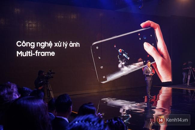 Toàn cảnh sự kiện Samsung Galaxy S8 chính thức ra mắt tại Việt Nam - Ảnh 13.
