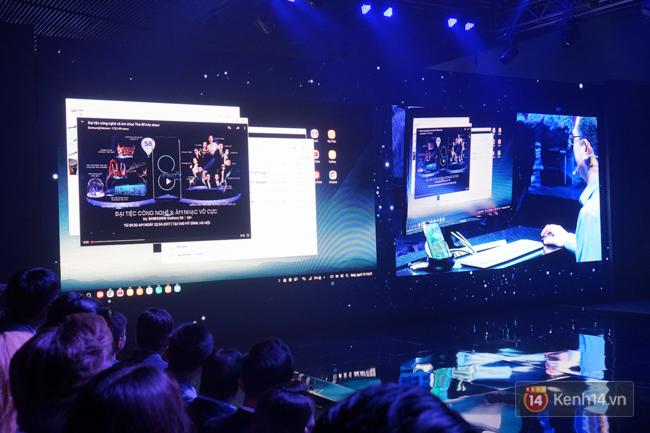 Toàn cảnh sự kiện Samsung Galaxy S8 chính thức ra mắt tại Việt Nam - Ảnh 27.