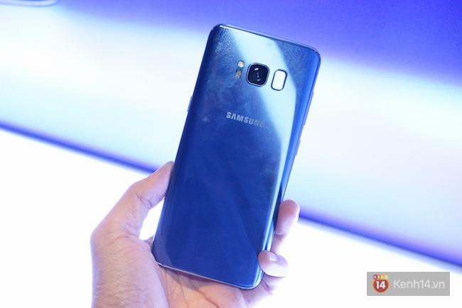Samsung chính thức ra mắt Galaxy S8/S8 Plus tại Việt Nam, giá khởi điểm từ 18.490.000 VND - Ảnh 3.