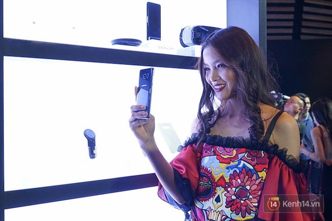 Cùng nhìn lại sự kiện ra mắt Samsung Galaxy S8 đầy thú vị và bất ngờ - Ảnh 10.